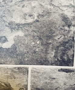 פי וי סי דמוי אריח אבן