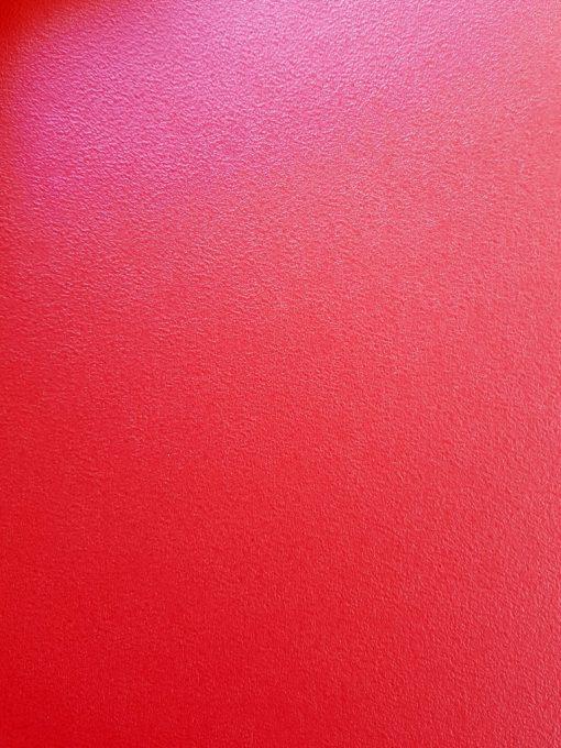 פי וי סי לחדרי ילדים וגני ילדים אדום חלק